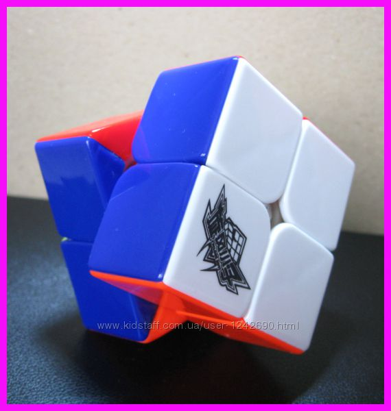 Кубик Рубика 2х2 фирмы Cyclone Boys скоростной