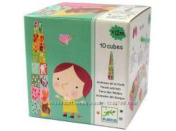 Развивающие игрушки для детей от Djeco