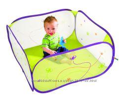 LUDI манежи, развивающие коврики, палатки