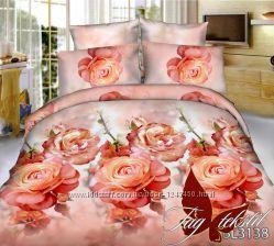 Комплекты постельного белья Поликоттон
