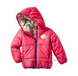 Куртка зимняя и демисезонная  для девочек и мальчиков BABY CLUB, Liegelind