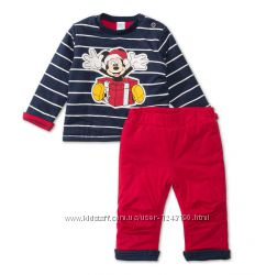 Утепленые демисезонные костюмчики для вашых деток C&A Baby club Германния.