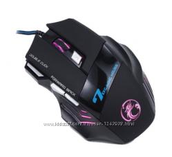 Estone x7 проводная игровая мышь 7 кнопок 5500 dpi