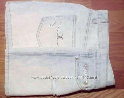 Юбка джинсовая Terranova, с камнями Swarovski