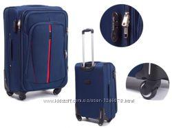 Чемодан  чемоданы валізи сумки кейсы Swift -Wings  4 колеса