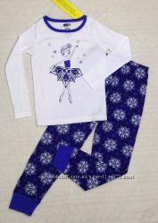 Пижама с балериной crazy8 для девочки размер 4