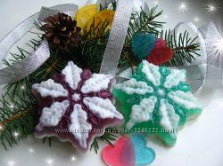мыло сувенирное  Новогоднее настроение