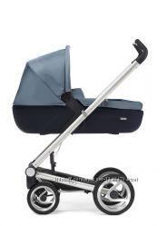 Универсальная коляска 2в1 Mutsy Exo Silver blue