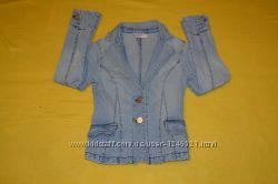 Пиджак джинсовый MNG p. S