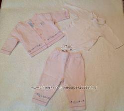 Очень красивый костюмчик Nannette для девочки 6-9 месяцев