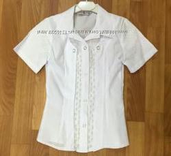 Рубашки, блузки для школы на девочек