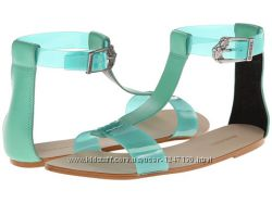 Босоножки сандалии кожа и силикон бренд DIESEL р. 37