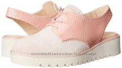 Туфли с открытой пяткой замша бренд Nine West р. 38, 5