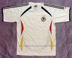 Мужская футбольная футболка сборная Германия недорого