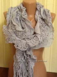 Женские шарфы теплые
