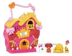 Lalaloopsy Tinies House - Tippys House Оригинал набор Домик из США