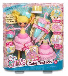 Lalaloopsy Girls Cake Fashion Candle Slice O Cake Лалалупси Набор Пироженко