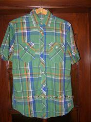 Рубашка с коротким рукавом Garcia Jeans