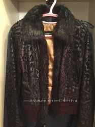 Куртка кожанная пони  р.  42-44