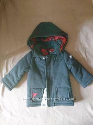 Куртка пальто с капюшоном Original marines