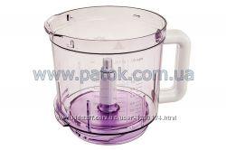 Чаши для кухонных комбайнов Braun, Kenwood, Philips, Moulinex, Tefal