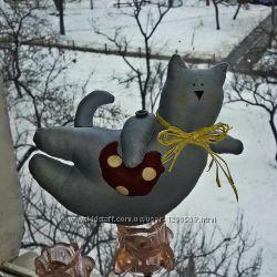 Тильда летающий кот
