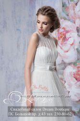 Очень нежное платье Тиффани