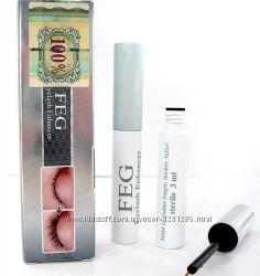 Сыворотка для роста ресниц  ФЕГ FEG Eyelash Enhancer с голограммой