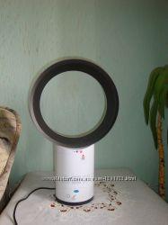 Безлопастный вентилятор круглый