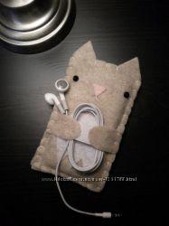 Эксклюзивные чехлы для телефонов из фетра
