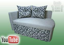 Диван Очень Низкая цена ВИДЕО Спальное место 2 метра. Кресло кровать