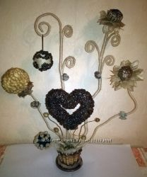 Топіарій, дерево щастя