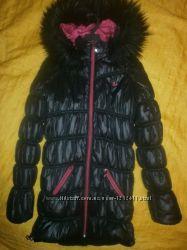 Куртка на флисе удлиненная 42-44р