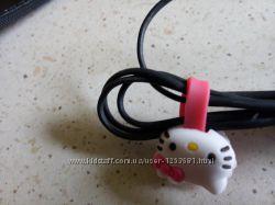 зажим для провода от наушников