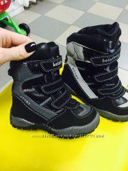 Теплющие термо ботинки, в наличии все размеры