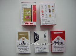 Портативная колонка сигареты