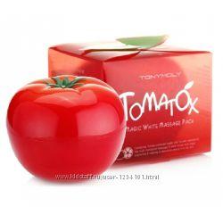 TONY MOLY Детокс маска осветляющая и выводящая токсины  Tomatox Magic, 80гр