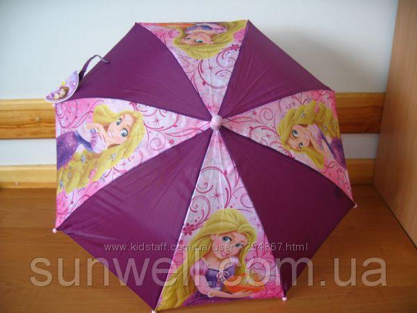 Детские зонты Дисней Франция  для девочек