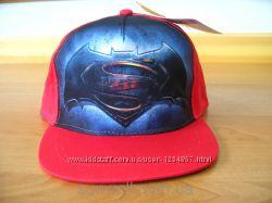 Бейсболка для мальчика Batman VS Superman р. 56-58