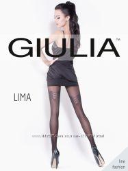 Колготки женские с эффектом чулка LIMA 20 4