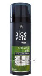 LR Aloe Vera Men Гель для бритья  для чувствительной кожи Алоэ Вера ЛР