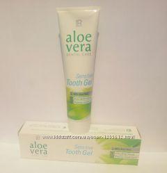 LR Aloe Vera Зубная паста для чувствительных зубов. 40 процентов Алоэ Вера