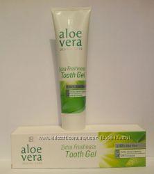 LR Aloe Vera Зубная паста без фтора. 43 процента Алоэ Вера. Германия