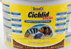 Корм для аквариумных рыбок Tetra CICHLID Sticks Акционная цена