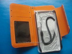 iPhone4 чехол блокнот для телефона Polka Dot Combo