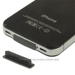 iPad iPhone iPod защитные резинки заглушка зарядка питание Anti-dust Apple