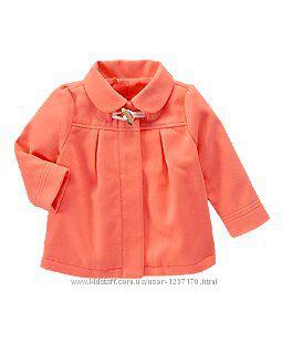 Пальто Crazy 8 для девочки 4 года 110