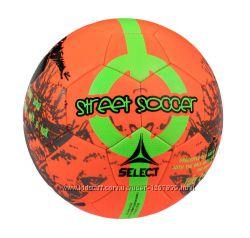 Мяч для детского уличного футбола SELECT STREET SOCCER - Дания - Оригинал