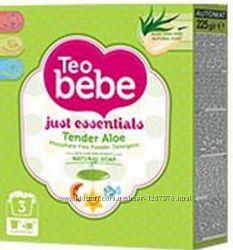 Детский стиральный порошок Teo Bebe алое, 400 г
