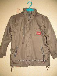 Куртка 2 в 1 для мальчика, р. 128